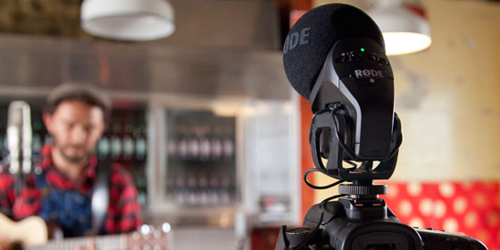 36e25f787666 RØDE Microphones - RØDE announces new Stereo VideoMic Pro on-camera ...