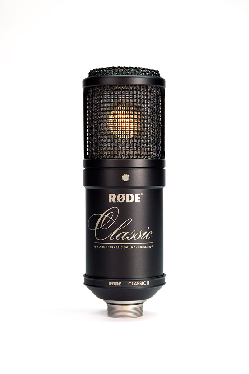 Røde Microphones Classic Ii Limited Edition