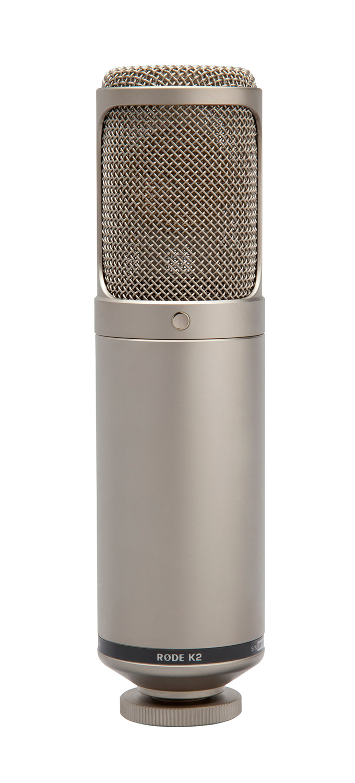 Rde Microphones K2 Figure 1 Balance Input Pre Microphone Amplifier Circuit
