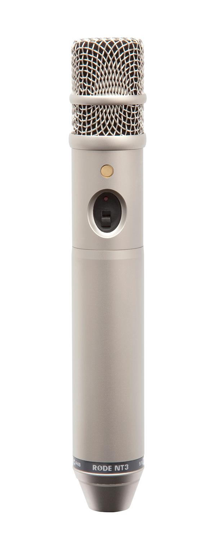 Rde Microphones Nt3 Shure Microphone 4 Pin Wiring Diagram