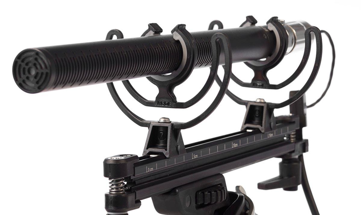 Rde Microphones Ntg3 3 Way Switch Black Screw