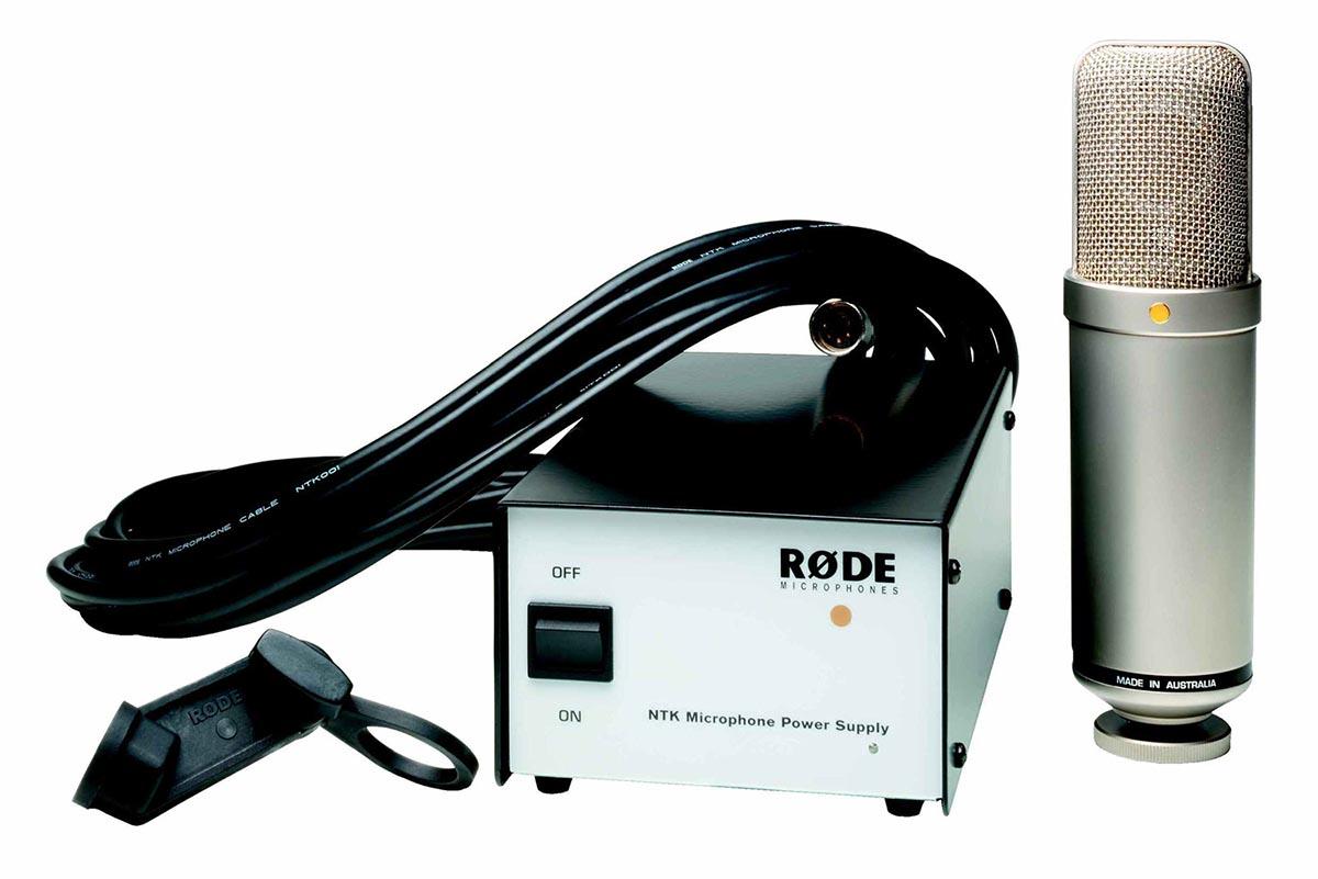 RØDE Microphones - NTK
