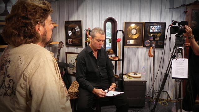 Peter Freedman interviews one of his personal idols, Alan Parsons, for RØDE TV