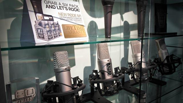 RØDE Studio Microphones