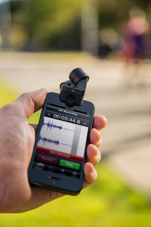 Microfono Stereofonico Professionale RODE RØDE i-XY iXY iPhone 4//4S iPad 1//2//3