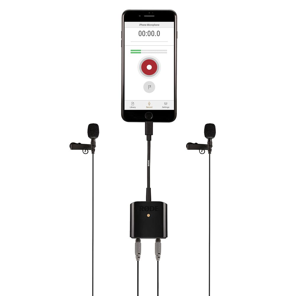 RØDE Microphones - SC6-L Mobile Interview Kit