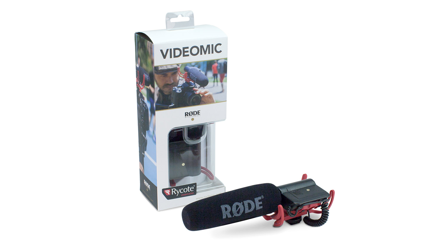 how to use rode mic with zoom
